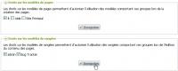 Droits spécifique module pages