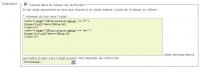 Configuration des objets polymod pour le moteur de recherche